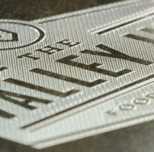 CNC Brass Engraving