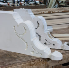 Azek Corbel Replication
