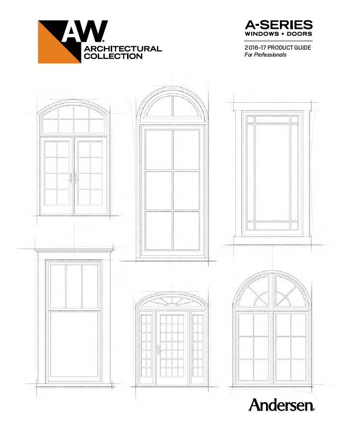 Here You Will Find A Comprehensive Selection Of Andersenu0027s Latest Products,  Supported By Two Window U0026 Door Specialists.