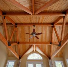 Timber Frame Addition