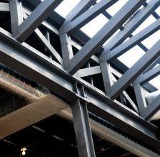 Roof Trusses & Steel For Restaurant